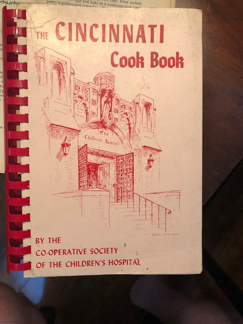 Cincinnati Cook Book